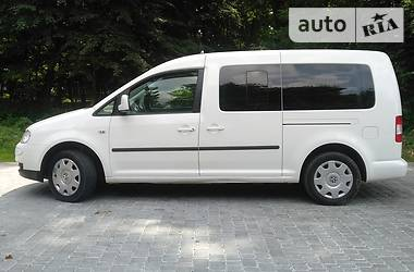 Volkswagen Caddy пасс. 2008 в Самборе