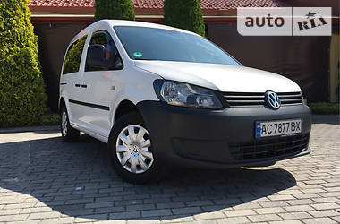Volkswagen Caddy пасс. 2011 в