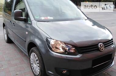 Volkswagen Caddy пасс. 2011 в Казатине