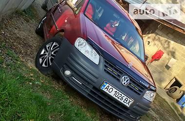 Volkswagen Caddy пасс. 2006 в Виноградове
