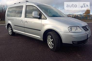 Volkswagen Caddy пасс. 2008 в Черкассах