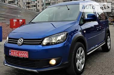 Volkswagen Caddy пасс. 2014 в Киеве