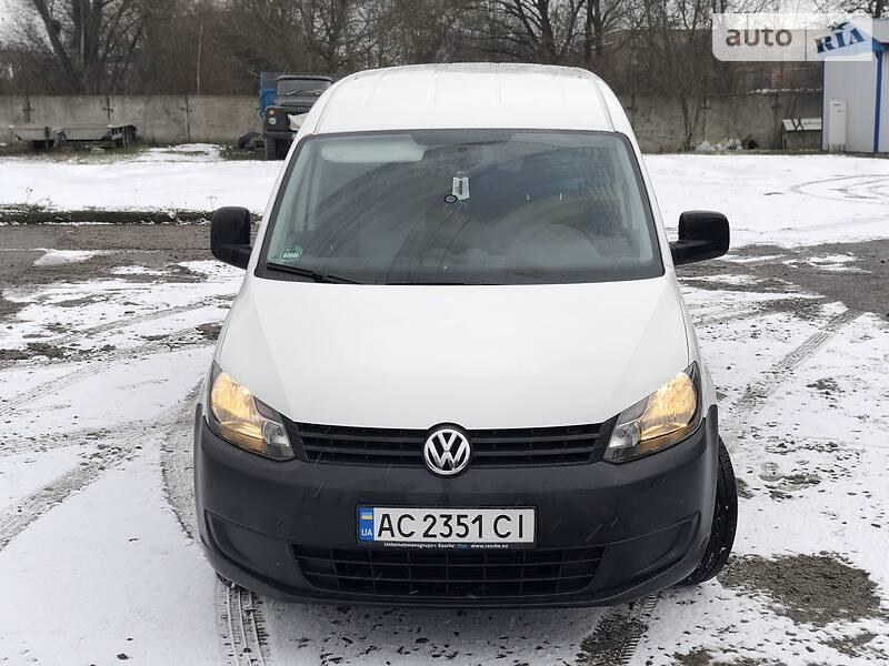 Volkswagen Caddy пасс. 2011 в Нововолынске