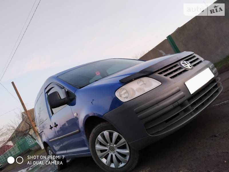 Volkswagen Caddy пасс. 2008 в Одессе