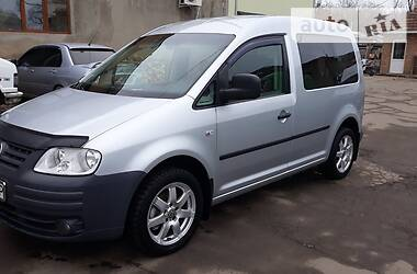 Volkswagen Caddy пасс. 2010 в Рени