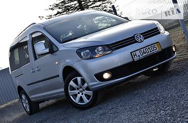 Volkswagen Caddy пасс. 2014 в Дрогобыче