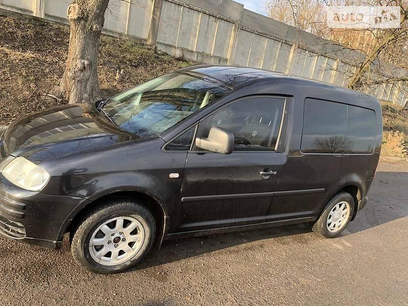 Volkswagen Caddy пасс. 2005 в Ровно