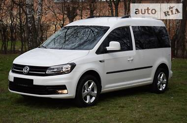 Volkswagen Caddy пасс. 2016 в Бердичеве