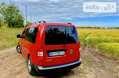 Volkswagen Caddy пасс. 2011 в Одессе