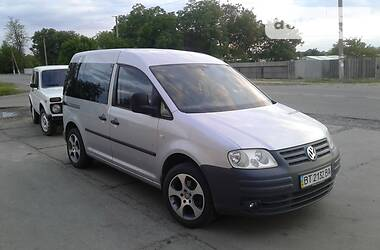 Volkswagen Caddy пасс. 2006 в Голой Пристани