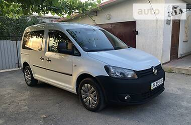 Volkswagen Caddy пасс. 2010 в Черкассах