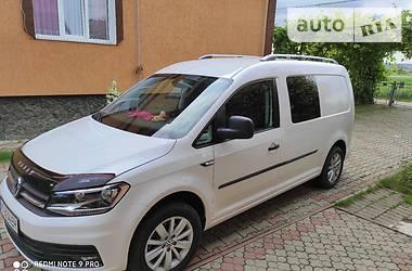Volkswagen Caddy пасс. 2017 в Калуше