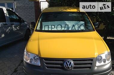 Volkswagen Caddy пасс. 2010 в Херсоне