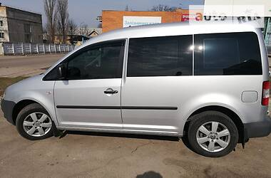 Volkswagen Caddy пасс. 2008 в Кропивницком