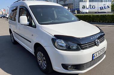 Volkswagen Caddy пасс. 2015 в Києві