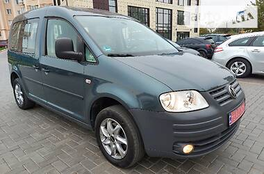 Volkswagen Caddy пасс. 2008 в Луцке
