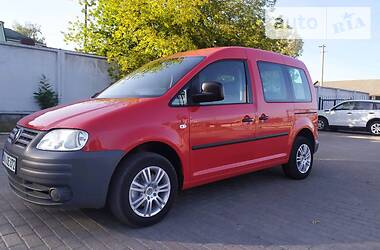 Volkswagen Caddy пасс. 2006 в Коростене