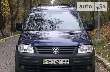 Volkswagen Caddy пасс. 2009 в Черновцах