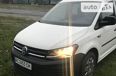 Volkswagen Caddy пасс. 2017 в Киверцах