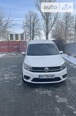 Volkswagen Caddy пасс. 2015 в Волновахе