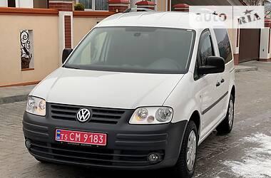 Volkswagen Caddy пасс. 2010 в Хмельницком