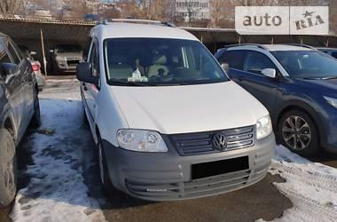 Volkswagen Caddy пасс. 2010 в Києві