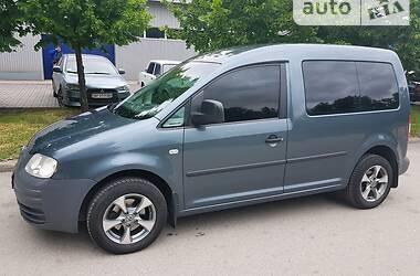 Универсал Volkswagen Caddy пасс. 2007 в Запорожье