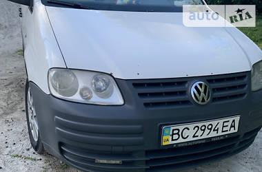 Унiверсал Volkswagen Caddy пасс. 2007 в Львові