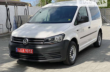 Минивэн Volkswagen Caddy пасс. 2017 в Ровно