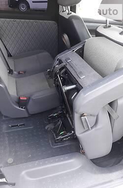 Легковой фургон (до 1,5 т) Volkswagen Caddy пасс. 2011 в Кременце