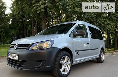 Универсал Volkswagen Caddy пасс. 2011 в Киеве