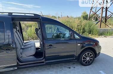 Легковой фургон (до 1,5 т) Volkswagen Caddy пасс. 2008 в Виннице