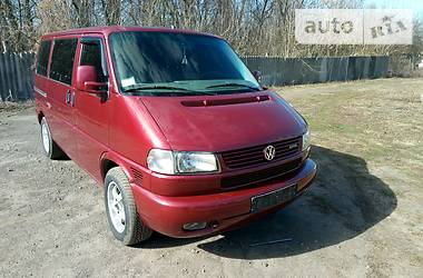 Volkswagen Caravelle  1998