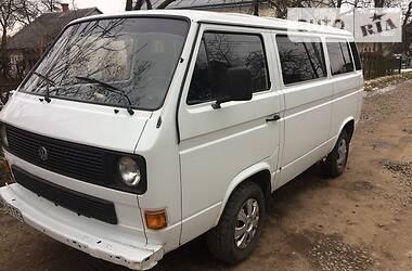 Volkswagen Caravelle 1986 в Дрогобыче