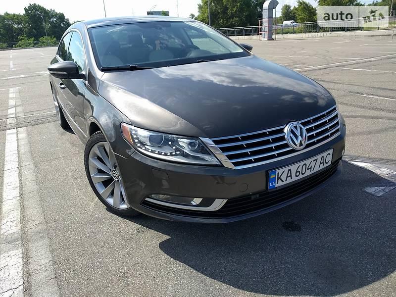 Седан Volkswagen CC 2012 в Києві