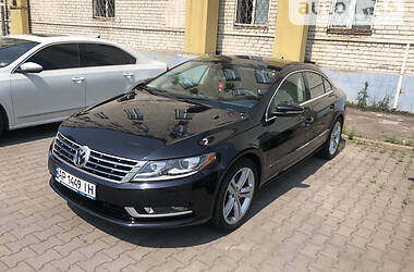 Купе Volkswagen CC 2012 в Запорожье