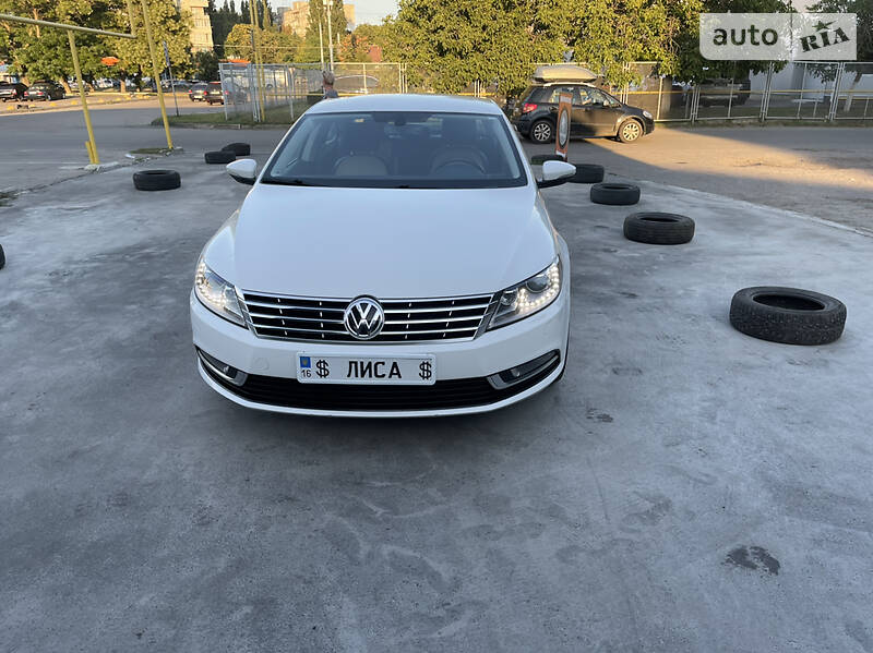 Седан Volkswagen CC 2013 в Одессе