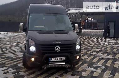 Легковой фургон (до 1,5 т) Volkswagen Crafter груз.-пасс. 2008 в Виноградове