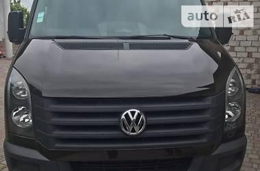 Volkswagen Crafter груз. 2016 в Ровно