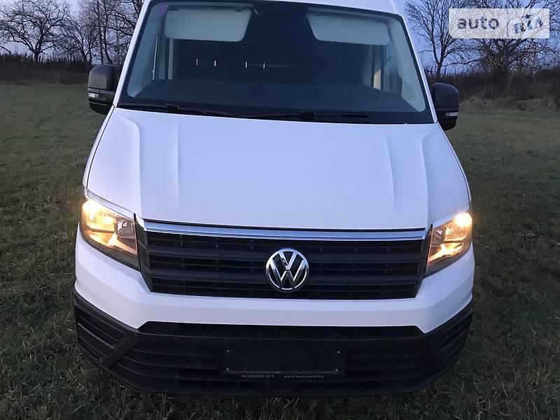 Volkswagen Crafter груз. 2018 в Ужгороде