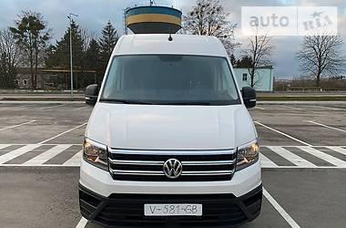 Volkswagen Crafter груз. 2018 в Ровно
