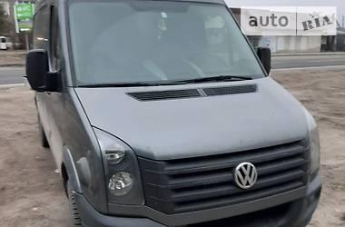 Volkswagen Crafter груз. 2014 в Кременце