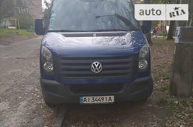 Volkswagen Crafter пасс. 2012 в Киеве