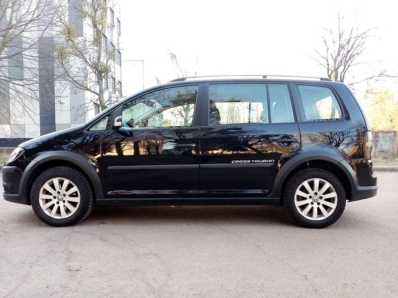 Volkswagen Cross Touran 2007 в Житомире