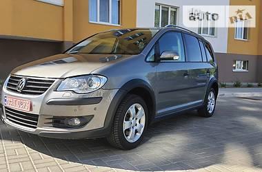 Volkswagen Cross Touran 2008 в Чернигове