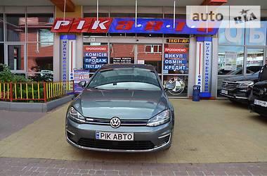 Хетчбек Volkswagen e-Golf 2019 в Львові