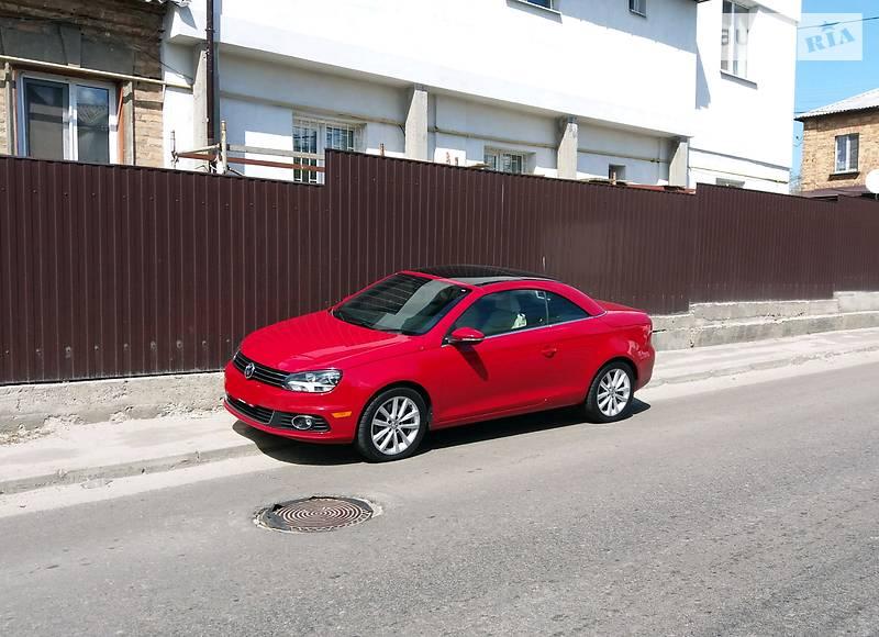 Volkswagen Eos 2011 в Киеве