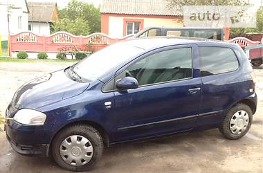Volkswagen Fox 2007 в Острозі