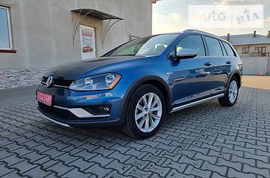 Volkswagen Golf Alltrack 2016 в Луцке