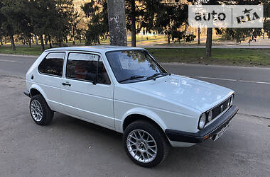Volkswagen Golf I 1982 в Кривом Роге